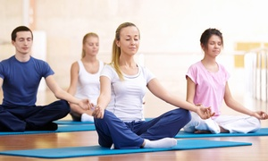Epix Fit Club: One or Two Months of Unlimited Yoga Classes at Epix Fit Club (Up to 52% Off)