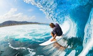 ASSOCIAZIONE SUBURBAN: Corso di Barefoot Surf di 3 ore da 19,99 €