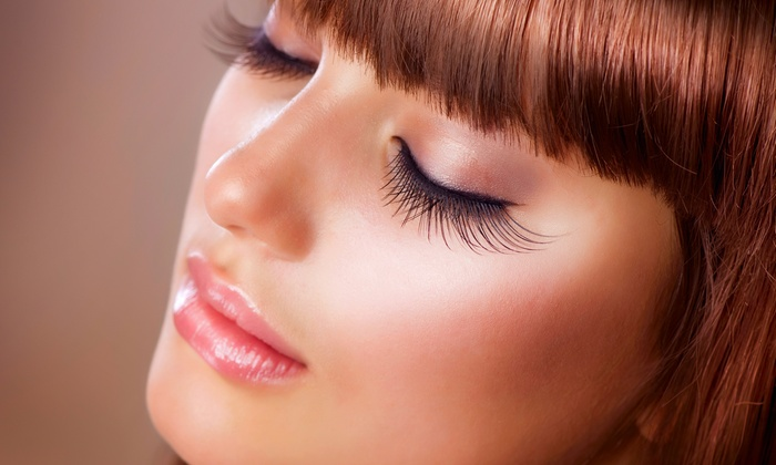 Sahm Massage & Lashes - North Little Rock: Full Set of Eyelash Extensions with Optional Fill at Sahm Massage & Lashes (Up to 60% Off)
