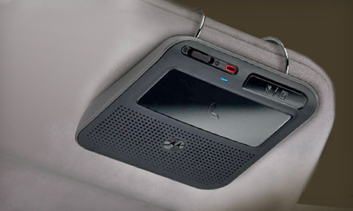 Motorola T325 Bluetooth In-Car Speakerphone: $25 for a Motorola T325 Bluetooth In-Car Speakerphone ($49.99 List Price). Free Shipping.