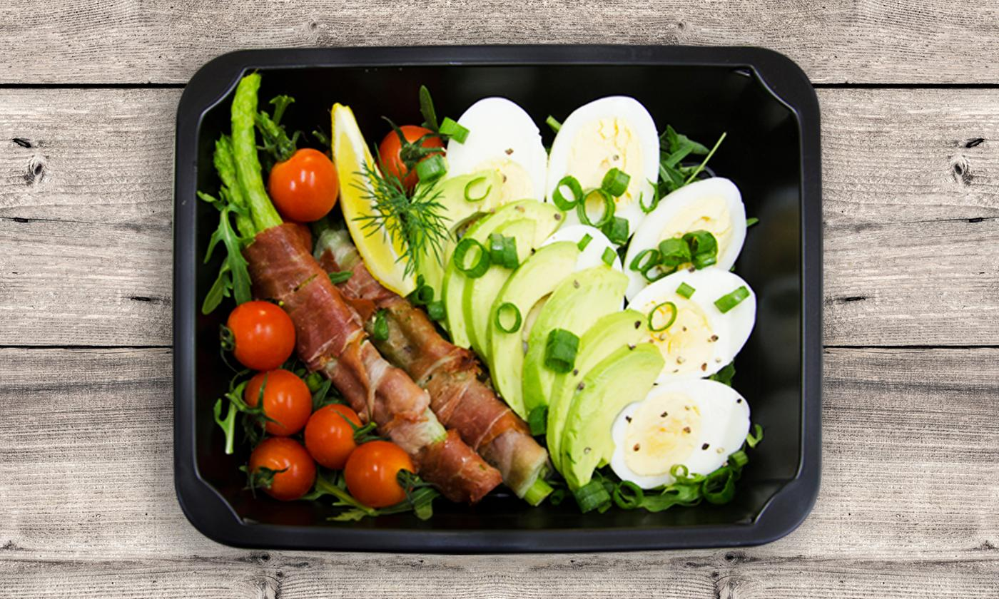 10 meals, Two-Day Keto or Balanced Plan With Free Delivery