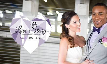 Up to 54% Off Love Story Bridal & Beauty Event at Best Western Gateway Grand Hotel