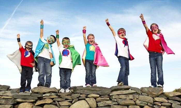 Kids' Superhero Cape: Kids' Superhero Cape from Little Hero Capes