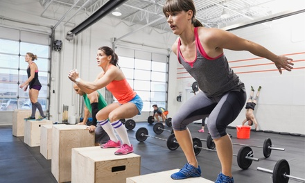 One Month Unlimited CrossFit Classes at Wasatch Crossfit (76% Off)