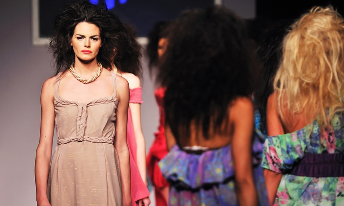 Dallas International Fashion Show, Music and Dance - Dallas City Performance Hall: Dallas International Fashion Show, Music and Dance at Dallas City Performance Hall on May 16 (Up to 53% Off)