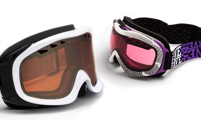 Optic Nerve: Optic Nerve Ski and Snowboarding Goggles. Multiple Styles Available from $29.99–$49.99. Free Shipping and  Returns.