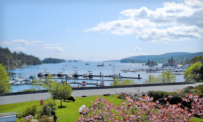 Harbour House Hotel - Salt Spring Island, BC: Two-Night Stay for Two at Harbour House Hotel in Ganges Village, BC