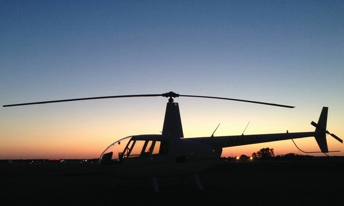 MaxFlight Helicopter Services Inc. - Kissimmee: Discovery Flight or Tour from MaxFlight Helicopter Services Inc. (Up to 42% Off). Three Options Available.