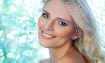 Micro Needling Treatment for the Face with Optional Neck Treatment at Pure Facial Plastic Surgery & MedSpa of Huntersville (52% Off)