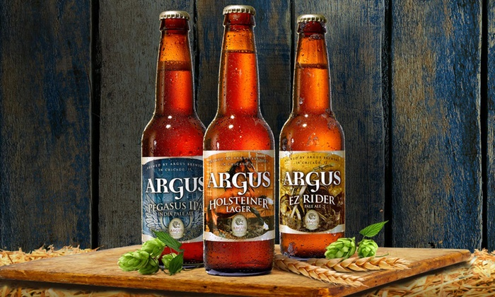 Argus Brewery - Far Southeast Side: Argtoberfest Fall Beer Festival for Two or Four at Argus Brewery on Saturday, October 3 (33% Off)