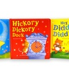Children's Nursery Rhyme Book Collection (Set of 3)