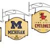 NCAA Indoor/Outdoor Metal Tavern Sign