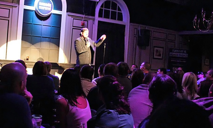 Comedy Connection - Comedy Connection: Standup with Drinks for Two at Comedy Connection (Up to 50% Off)