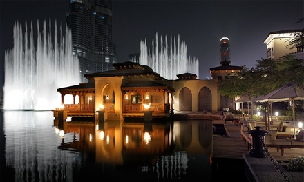 Up to 12 House Beverages at 5* Fai, The Palace Downtown Dubai (Up to 63% Off)