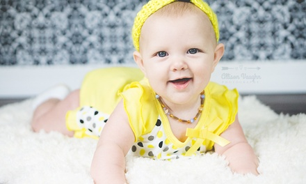 30-Minute Studio Photo Shoot from Allison Vaughn Photography (70% Off)