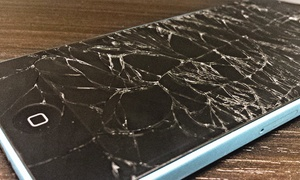 Phone-A-Holics: Apple and Samsung Smartphone Screen Repair at Phone-A-Holics (Up to 63% Off). Eight Options Available.