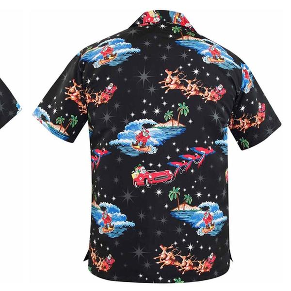Christmas Hawaiian Shirts.Men S Christmas Themed Hawaiian Shirts For 8 99 36 Off
