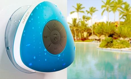 Altavoz impermeable Avanca con bluetooth