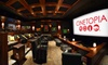 Cinetopia, LLC - Multiple Locations: $19 for a Movie and Concessions for Two at Cinetopia (Up to $50 Value)