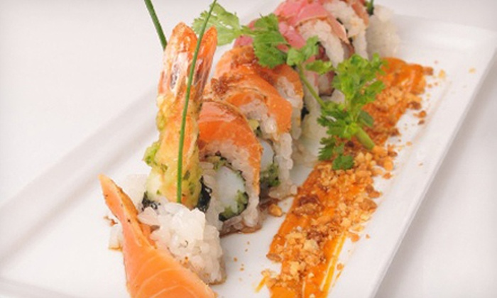 Imperia - Warehouse District: $15 for $30 Worth of Sushi and Pan-Asian Cuisine at Imperia