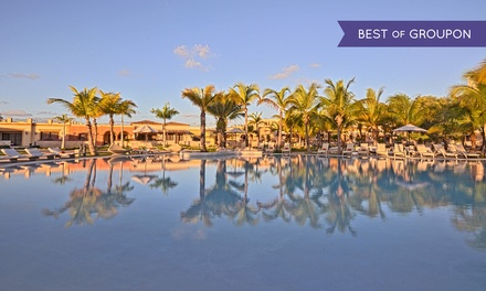 Groupon Deal: 3-, 4-, or 5-Night All-Inclusive Stay for Two at Alsol Luxury Village in Dominican Republic. Includes Taxes and Fees.