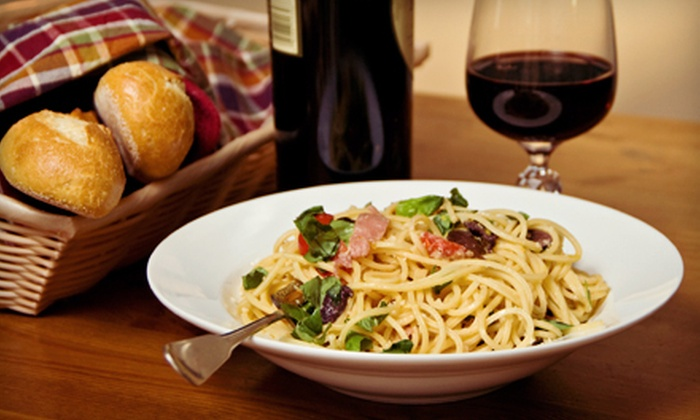 Sam's Ristorante - Multiple Locations: $11 for $20 Worth of Italian Cuisine at Sam's Ristorante