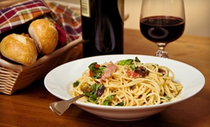 Sam's Ristorante: $11 for $20 Worth of Italian Cuisine at Sam's Ristorante