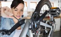 1x oder 2x umfassende Fahrradinspektion bei Baik Der Fahrrad Laden (bis zu 66% sparen*)
