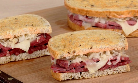 $17 for $30 Worth of Deli-Style Food at Dunn's Famous (Up to 43% Off)