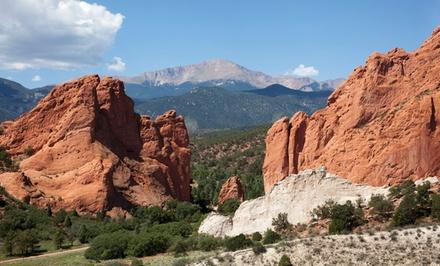 Stay at MCM Elegante Colorado Springs in Colorado, with Dates into April