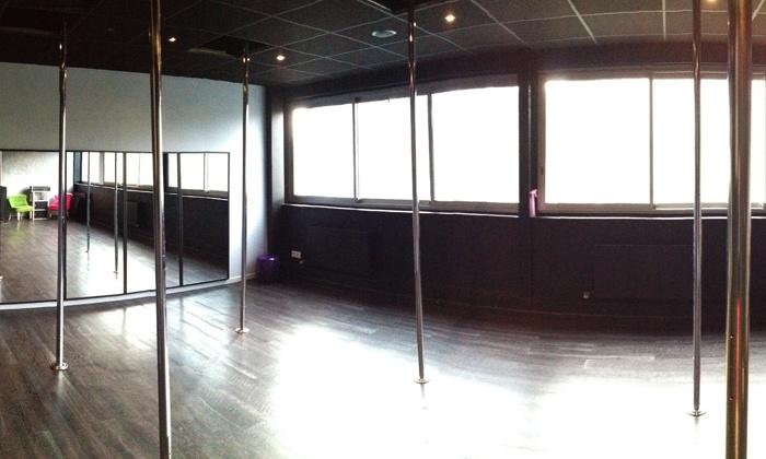 Cours De Pole Dance Studio Wf Dance Fitness Sartrouville Groupon