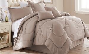 Hotel New York 6-piece Down Alternative Comforter Set