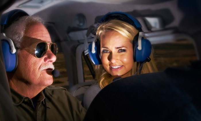 International Pilot Academy - Ottawa: $199 for a Pilot-for-a-Day Flight Experience from International Pilot Academy ($460 Value)