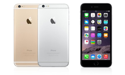 iPhone 6 de 16, 64 o 128 Gb reacondicionado disponible en varios colores, con envío gratuito