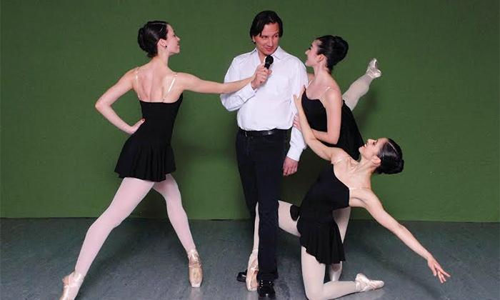 "Manassas Ballet Theatre Presents Jazz in Motion - Hylton Performing Arts Center: Manassas Ballet Theatre's ""Jazz in Motion"" on October 23–25"