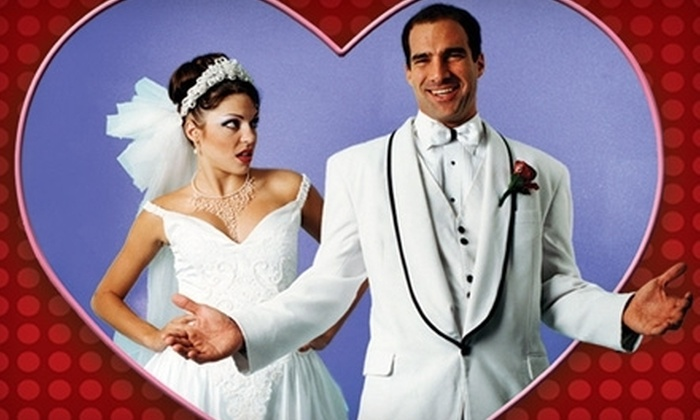 "Tony and Tina's Wedding - The Strip: $45 for ""Tony and Tina's Wedding"" Dinner-Theater Comedy Show at Bally's Las Vegas Hotel & Casino (Up to $99.99 Value)"