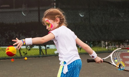 Five Days of Tennis Camp at Arthur Snyder Tennis Center (55% Off)