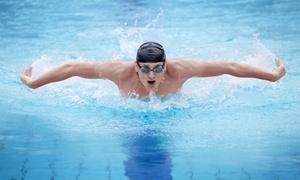 Olimpia (Roma): 10 o 20 ingressi per nuoto libero (sconto fino a 77%)