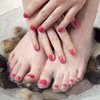 Up to 57% Off Mani-Pedis with Paraffin Dips