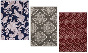 Stain Resistant Area Rug Collection