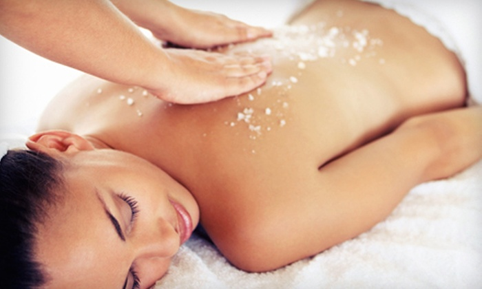 Beneath The Surface Spa - Madison: One or Two Body-Buff Exfoliation Scrubs and Massages at Beneath The Surface Spa in Madison (Up to 64% Off)
