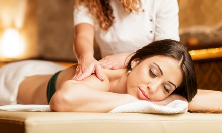 60-Minute Massage with Optional Scrub or a Spa Package at Massage for your Health (Up to 53% Off)