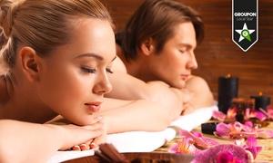 dream KLEB: Percorso spa di coppia, massaggio e trattamento viso (sconto fino a 80%)
