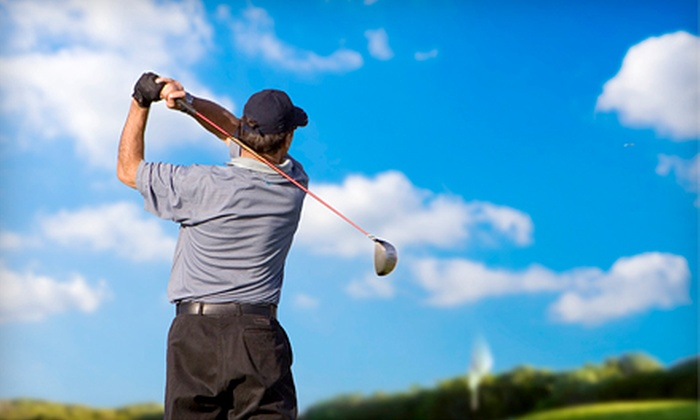 Jimmy Hamilton at John Budwine Golf Academy - Wildwood Green: One or Two 50-Minute Golf Lessons with PGA Professional Jimmy Hamilton at John Budwine Golf Academy (Up to 54% Off)