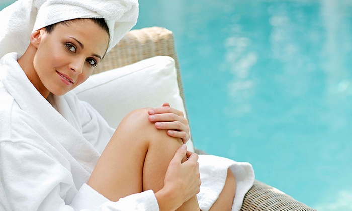 Main Plaza Beauty Spa - Frankfurt: Wellness-Paket mit hochwertiger Marken-Pflege im luxuriösen Main Plaza Beauty Spa