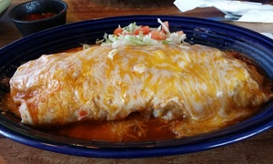 Tequila Joes Mexican Kitchen: Mexican Food or Two Entrees or Two Margaritas at Tequila Joe's Mexican Kitchen (Up to 43% Off)