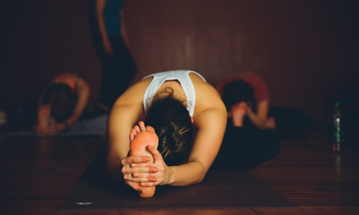 Yoga Deza - Multiple Locations: One Month of Unlimited Yoga for One or Two with New Student Consultation at Yoga Deza (Up to 70% Off)