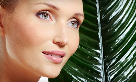 1 Fabulously French Facial or a Las Vegas Style Facial with Collagen and 24K Gold (a $75 value) - Belle Vie Boutique Spa in Altamonte Springs