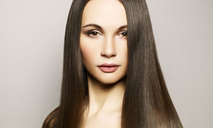 Franz Salon - West Rogers Park: One, Two, or Three Keratin Treatments at Franz Salon (Up to 78% Off)