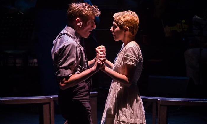 """""""Spring Awakening"""" - Broadway Performance Hall : """"Spring Awakening"""" Musical (August 28–29, at 8 p.m.)"""